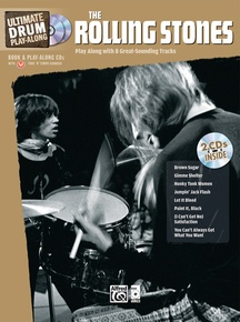 Ultimate Drum Play-Along: The Rolling Stones