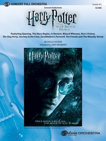 <i>Harry Potter and the Half-Blood Prince,</i> Concert Suite from