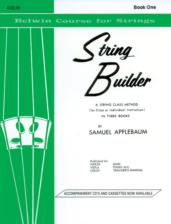 String Builder, Book One