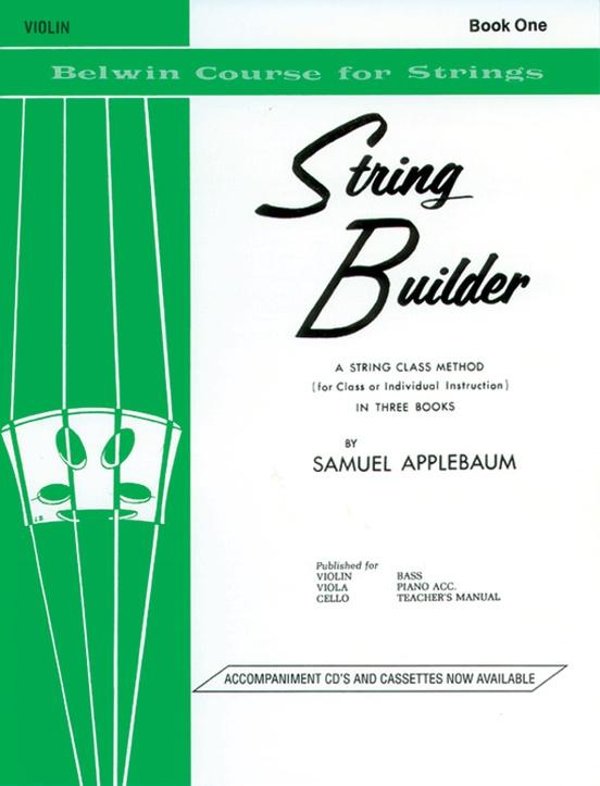String Builder, Book I