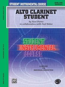Student Instrumental Course: Alto Clarinet Student, Level I