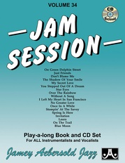 Jamey Aebersold Jazz, Volume 34: Jam Session