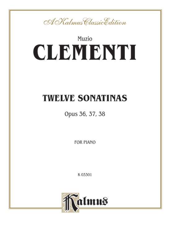 Twelve Sonatinas