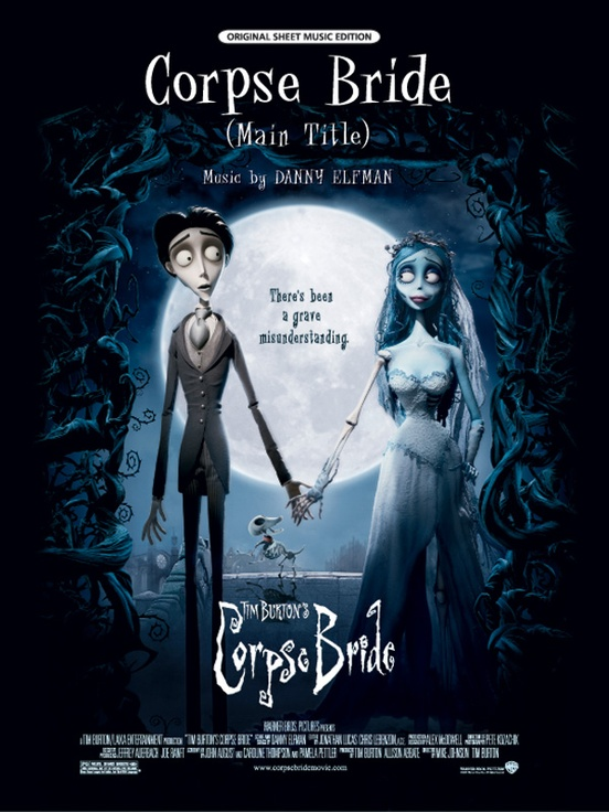 Corpse Bride (Main Title) (from Corpse Bride)