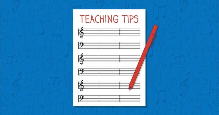 Teaching Tips: Helping Piano Students Apply New Concepts (Part 1 of 3)