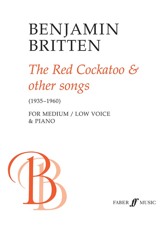 The Red Cockatoo & Other Songs