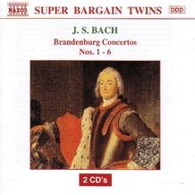 Brandenburg Concertos Nos. 1-6