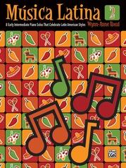 Música Latina, Book 2
