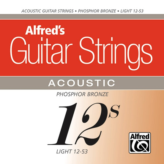 Alfred's Guitar Strings: Acoustic