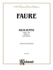 Sicilienne, Opus 78