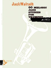 20 Melodic Jazz Studies for Trumpet