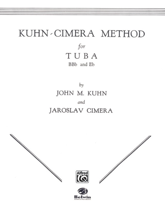 Kuhn-Cimera Method for Tuba, Book I
