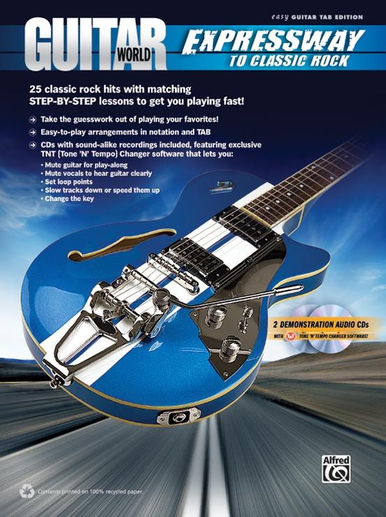 alter Brücke Rock Guitar Tab Tablature Lied BUCH Software CD