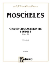 Grand Characteristic Studies, Opus 95