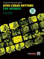 Afro-Cuban Rhythms for Drumset
