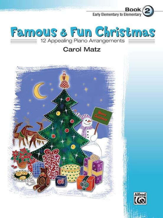 Famous & Fun Christmas, Book 2