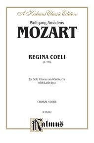 Regina Coeli, K. 276