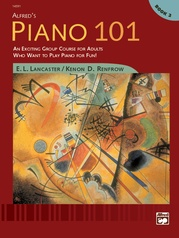 Alfred's Piano 101: Book 2