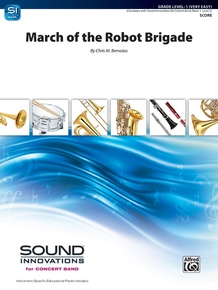 March of the Robot Brigade