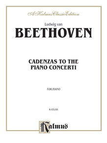 Cadenzas to the Piano Concerti
