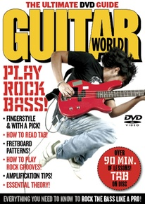 Guitar World: Play Rock Bass!
