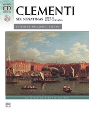 Clementi, Six Sonatinas, Opus 36