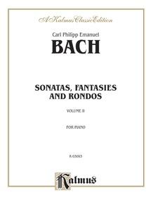 Sonatas, Fantasias & Rondos, Volume II