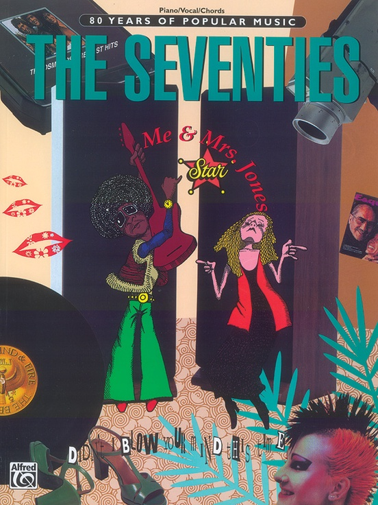 80 Years of Popular Music: The Seventies