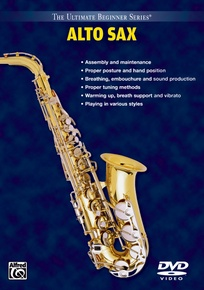 Ultimate Beginner Series: Alto Sax