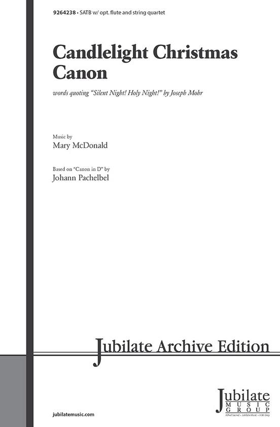 Candlelight Christmas Canon