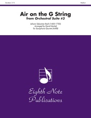 Air on the G String (from Orchestral Suite #3)