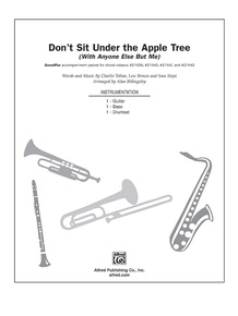 Don't Sit Under the Apple Tree