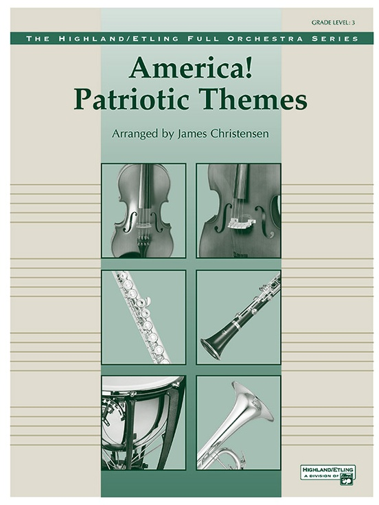 America! Patriotic Themes (as played at Disney World)