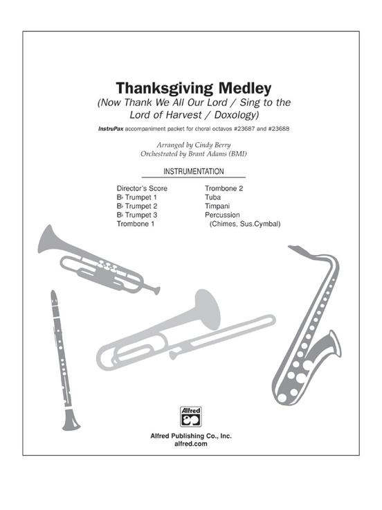 Thanksgiving Medley