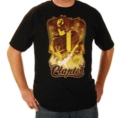Eric Clapton: Ray of Light T-Shirt (Extra Large)