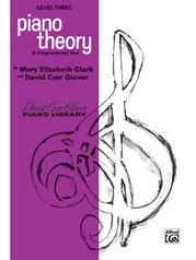 Piano Theory, Level 3