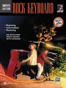 Complete Rock Keyboard Method Complete Edition