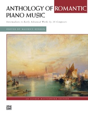 Anthology of Romantic Piano Music