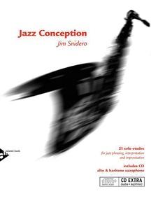 Jazz Conception: Alto & Baritone Saxophone
