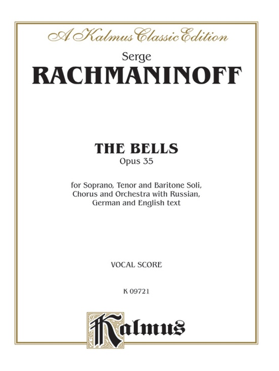 The Bells, Opus 35
