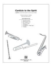 Canticle to the Spirit