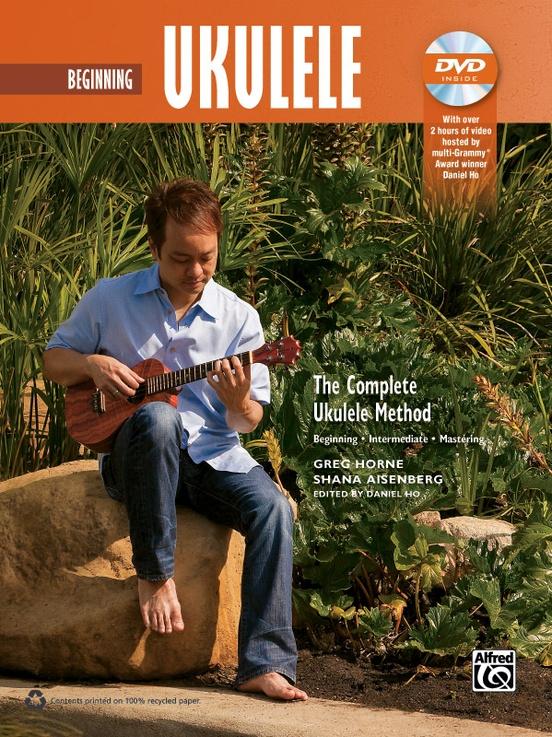 The Complete Ukulele Method: Beginning Ukulele
