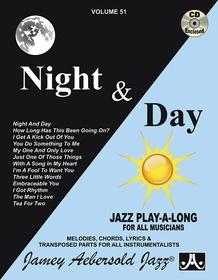 Jamey Aebersold Jazz, Volume 51: Night & Day