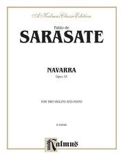 Navarra, Opus 33