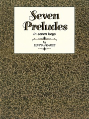 Seven Preludes in Seven Keys, Book 1