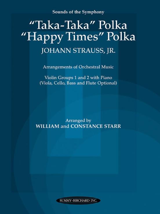 """""""Taka Taka"""" Polka and """"Happy Times"""" Polka"""