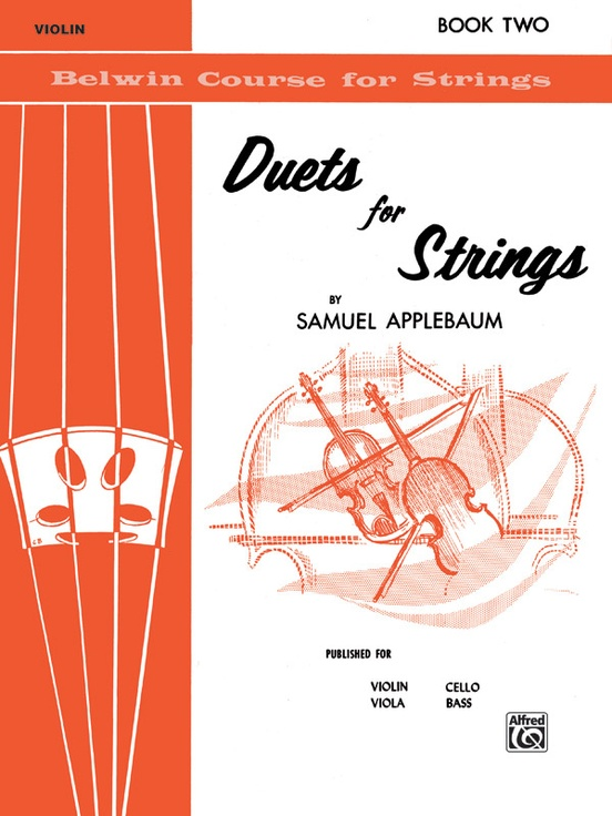 Duets for Strings, Book II