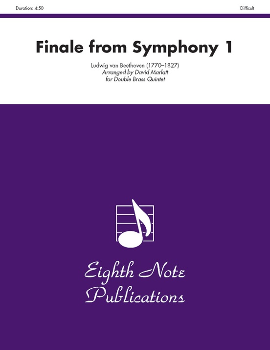 Finale (from Symphony 1)
