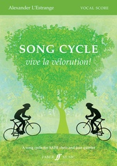 Song Cycle: vive la vélorution!