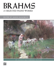 Brahms: 23 Selected Piano Works